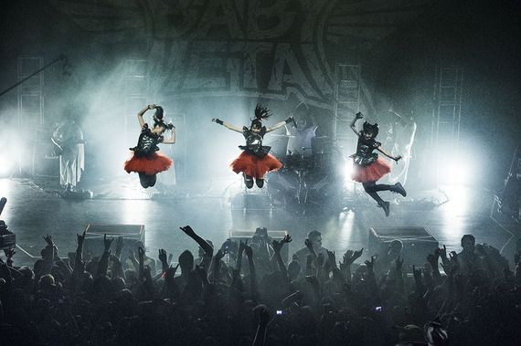 An Interview With Babymetal - Bow Down to Your Kitsune
