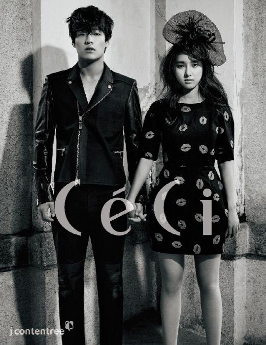 2014.07, CeCi, Kang Ha Neul, Kim So Eun