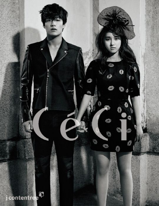 2014.07, CeCi, Kang Ha Neul, Kim So Eun