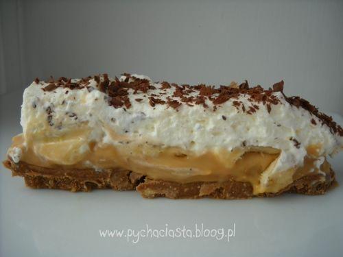 Banoffee pie - - Coś słodkiego, poproszę... - bloog.pl