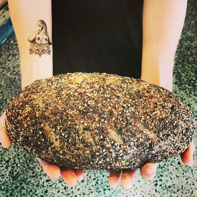 Try Sunday Sustainable Bakery For Organic Artisan Bread By @byronholidaypark_