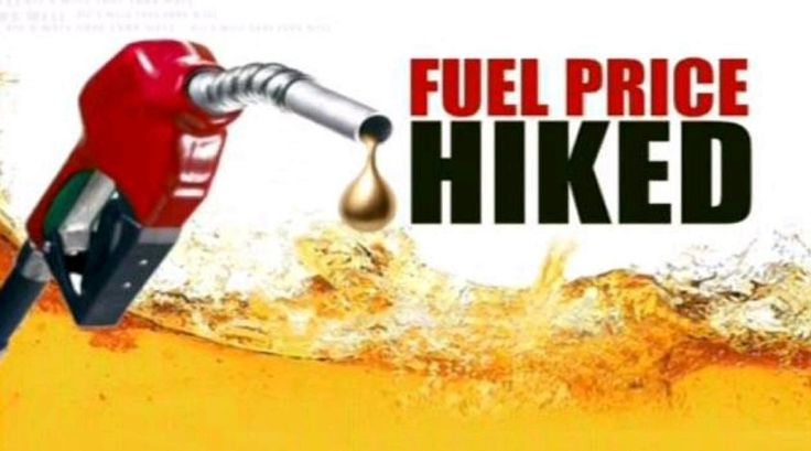 Petrol price hiked by Rs 1.23/litre, diesel by 89 paise -1 June, 2017  :Petrol and Diesel prices are hiked by Rs 1.23 per litre and 89 paise per litre respectively by the state-owned oil companies. These hikes exclude state levies and so the actual price increases could vary.