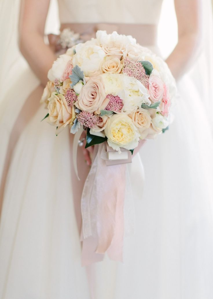 #Bouquet | Very #Romantic! See more of the wedding on SMP - http://www.stylemepretty.com/2014/01/09/classic-washington-dc-wedding/ Marta Locklear Photography | Bouquet by Holly Heider Chapple Flowers LTD