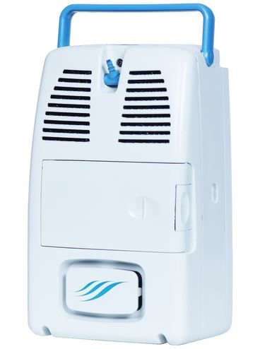 With its fresh new design and a simple one-touch operation, the new and improved FreeStyle 5 is the perfect pulse flow portable oxygen concentrator for people on the move.