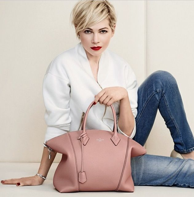 Michelle Williams Louis Vuitton.... Can I be her?! She's to pretty!!