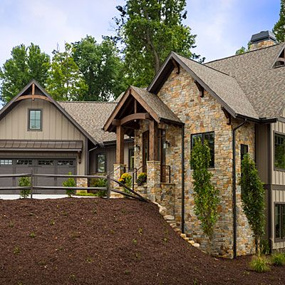 Custom Builder Showcase Homes Span The South. House ExteriorsSouthern LivingThe  South
