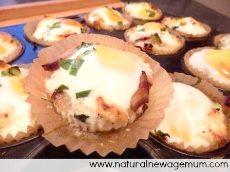 Egg Thingys for Slack Mums