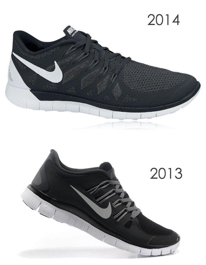 Nike free 5.0 2014 - Ny modell av den otroligt populära skon. Här är skillnaden mellan förra årets modell och uppföljaren! #skor #shoes #nike #nikefree #herrmode #mode #fashion #mensfashion #stil #style #sneaker #sneakers #Obsid