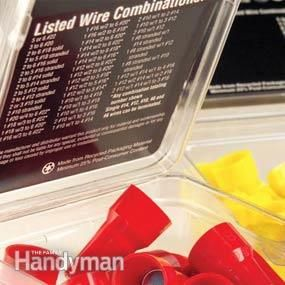 With the right connectors and terminals, it's fairly easy to make safe, strong electrical connections