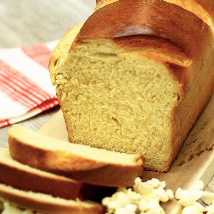 Pão de Pipoca   Máquina de Pão