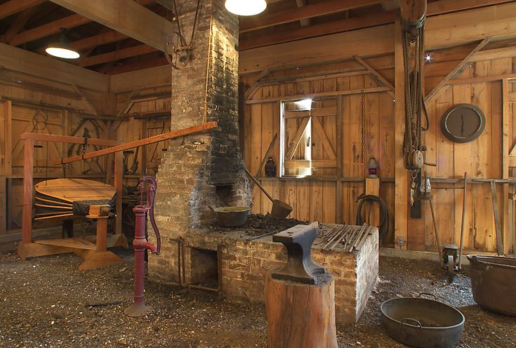 1000+ ideas about Blacksmith Shop on Pinterest   Blacksmith forge ...
