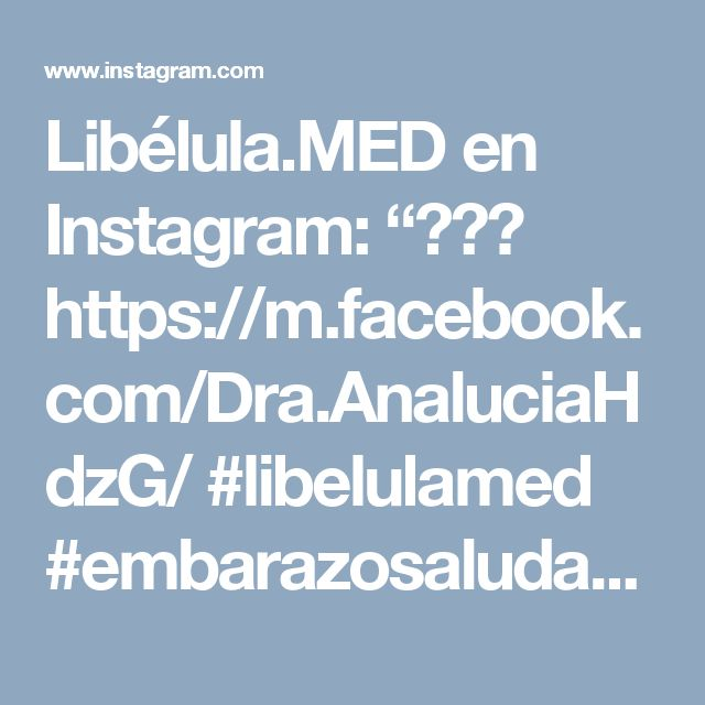 "Libélula.MED en Instagram: ""😍😍😍 https://m.facebook.com/Dra.AnaluciaHdzG/ #libelulamed #embarazosaludable #desdeelinicio #controlprenatal #ultrasonido #obstetrico…"""