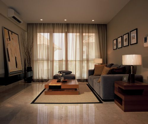 Budget Design HDB Interiors · Living SpacesLiving Room ...