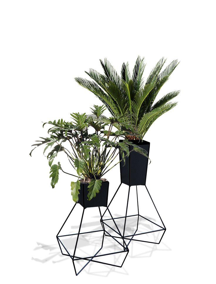 PRINTI Plant stands