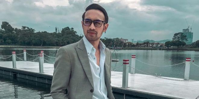 Biodata Farez Ridzwan Men S Blazer Suit Jacket Single Breasted Suit Jacket