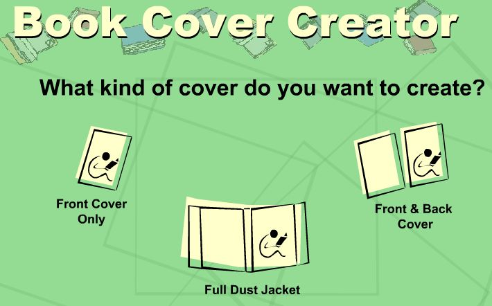 "This is an image from this resource on the Internet4Classrooms' ""Third Grade Language Skill Builders - Story Elements"" resource page:    Book Cover Creator.    Create a cover for your story by illustrating the story elements.    ""The Book Cover Creator allows users to type and illustrate front and back covers, and full dust jackets. Children can use the tool to create new covers for books that they read as well as to create covers for books they write on their own or with family and…"