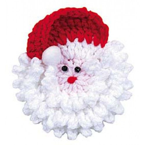 10 besten Christmas crochet Bilder auf Pinterest   Weihnachtsbasteln ...