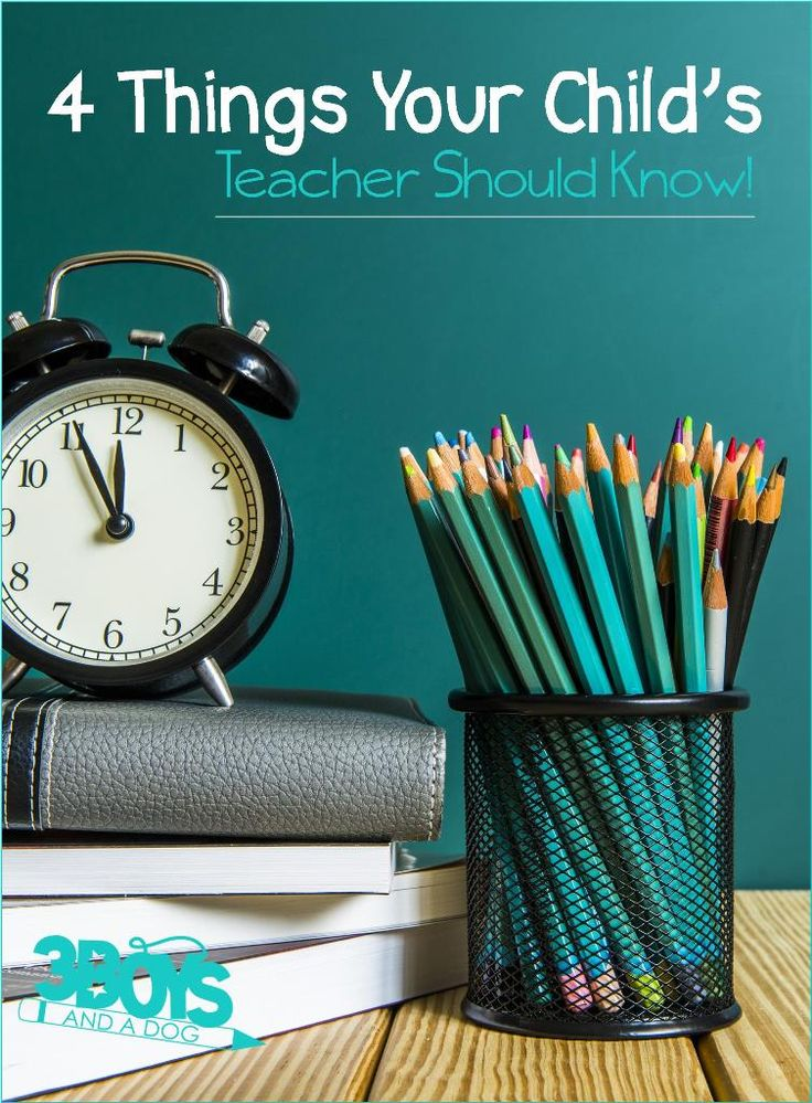 Pin217 Tweet11 Share11 +113 Share StumbleWhen you have a chance to meet with your child's teacher, you want to make the most of that short time. Many teachers have heard it all before when it comes to how brilliant and talented a parent's child is, so don't waste everyone's time talking about your child's wonderful […]