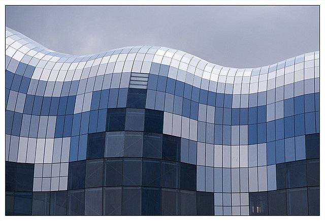 The Sage Gateshead, Foster and Partners, via Flickr