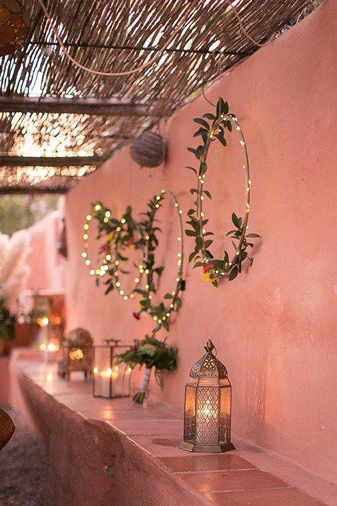 Hochzeit in Spanien am Strand   Boho Wedding Dekoration   Boho Hochzeit Dekoration   Boho Chic Wedding deco