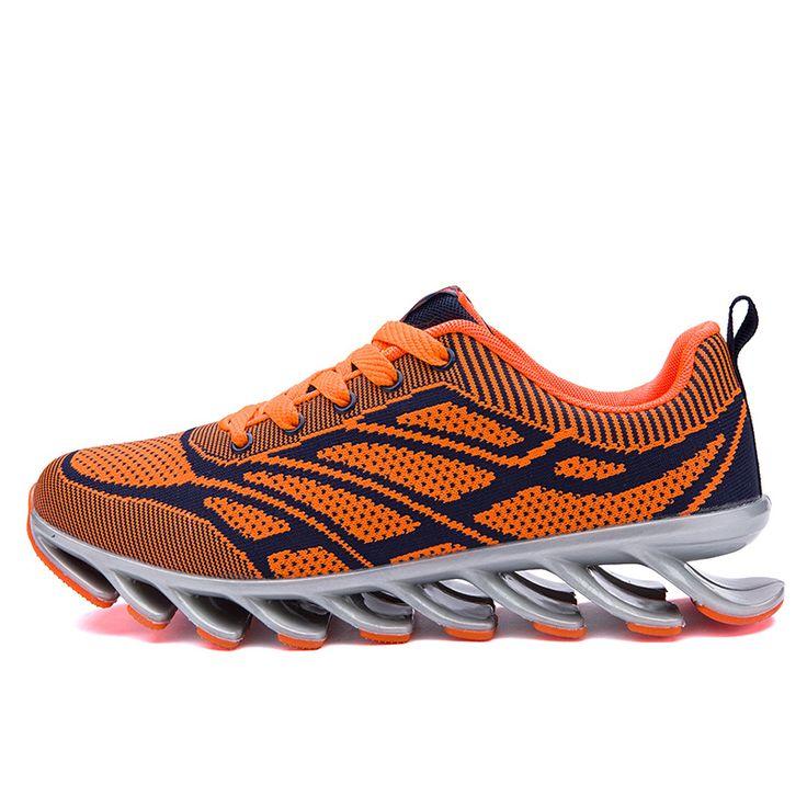 Milanao bernapas menjalankan sepatu untuk pria 2016 athletic jogging pria sport sneakers pelatihan sepatu pria pelatih zapatos hombre