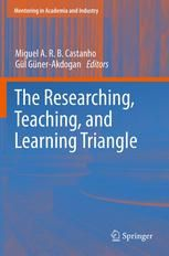 The Researching, Teaching, and Learning Triangle (2012). Editors: Miguel A. R. B. Castanho, Gül Güner-Akdogan.