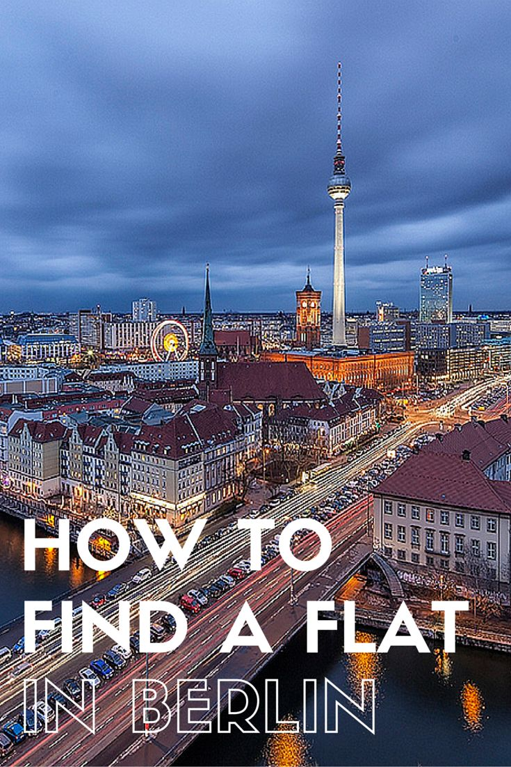 Are you lost trying to move to Berlin? Desperate to find a flat here? Let me help you with that