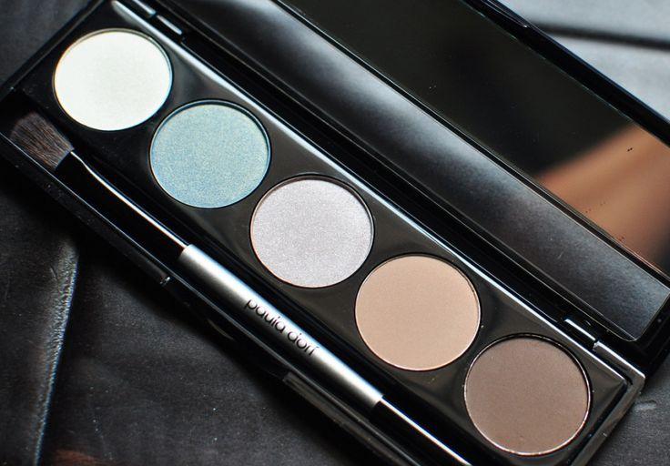 Best Ideas For Makeup Tutorials    Picture    Description  Gorgeous blue/gold eyeshadow in the Paula Dorf Aztec City palette.    - #Makeup https://glamfashion.net/beauty/make-up/best-ideas-for-makeup-tutorials-gorgeous-blue-gold-eyeshadow-in-the-paula-dorf-aztec-city-palette/