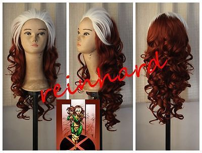X-Men  - Rogue cosplay anime Wig