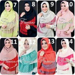 jilbab kerudung syari pet sabiha fisura ceruti tile murah 02 300x300 Jilbab Jumbo Modern Terbaru Cantik Sabiha By Fisura