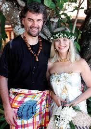 Pamela Stephenson was married to actor Nicholas Ball until the couple divorced. She met actor and comedian Billy Connolly in 1979 on the set of the BBC television show Not the Nine O'Clock News. The couple have three daughters together and married in Fiji on 20th December 1989.