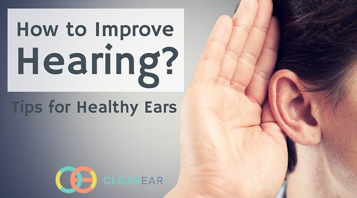 how to clean ears at home naturally