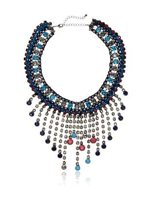 55% OFF Jules Smith Gem Bib Necklace