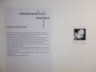 Palavras Cruzadas - Paulo Freixinho: Palavras Cruzadas em exposição