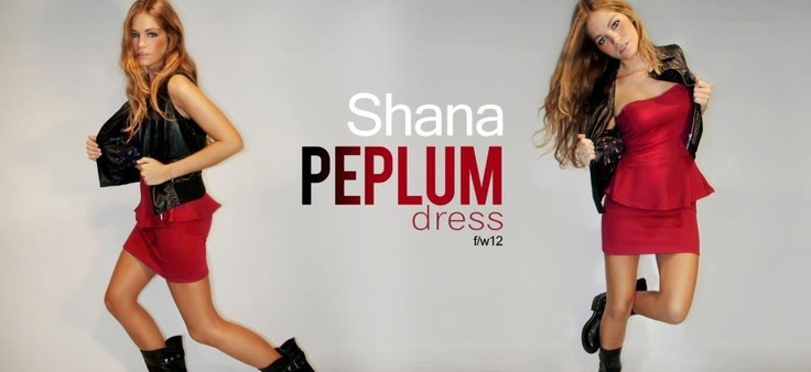 Peplum şimdi Shana mağazalarında!