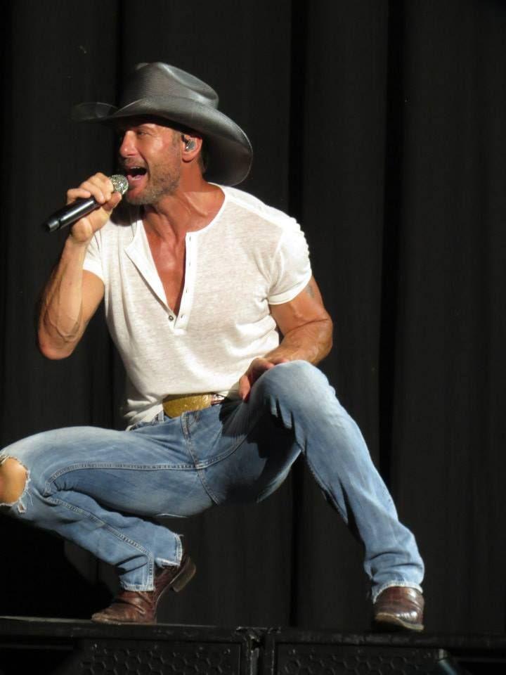 Tim McGraw......... W-O-W !!!!!