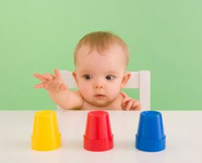 Baby Brain Power: 10 ways to enhance early child cognitive development - simple things you can do every day!