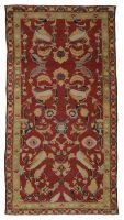 La collezione si compone di tappeti, arazzi e tessuti antichi di levatura museale, provenienti da aree geografiche e manifatture fra le più diverse, che si caratterizzano per rarità e unicità.