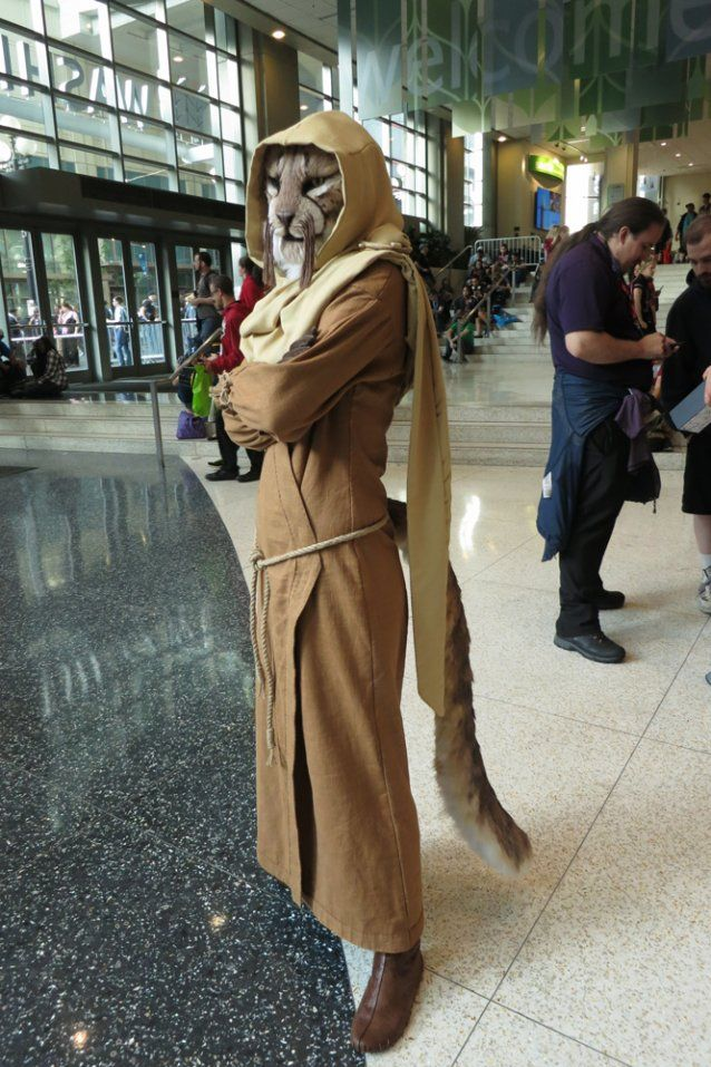 This M'aiq the Liar Cosplay Is The Cats Pajamas