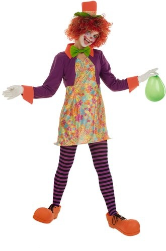 Clown costum