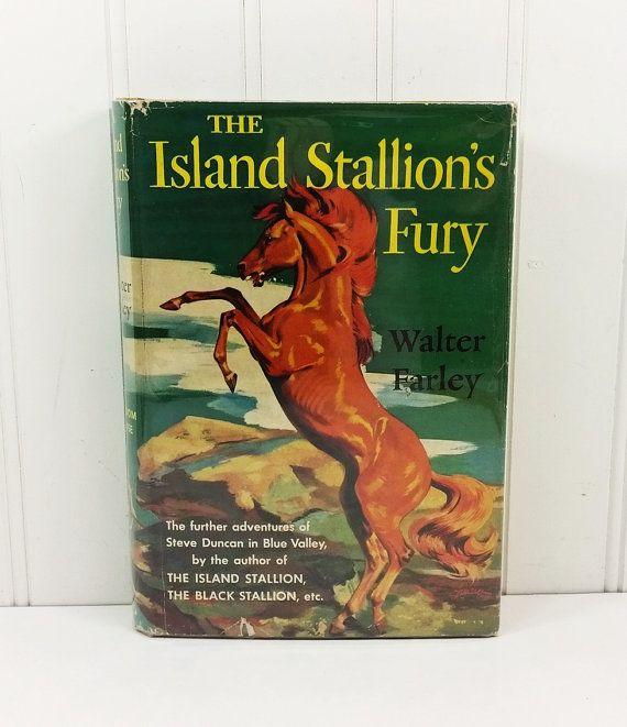 The Island Stallion Black Stallion Book 4
