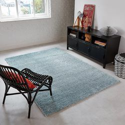 Afaw Woolly Effect Shaggy Rug La Redoute Interieurs - Rugs