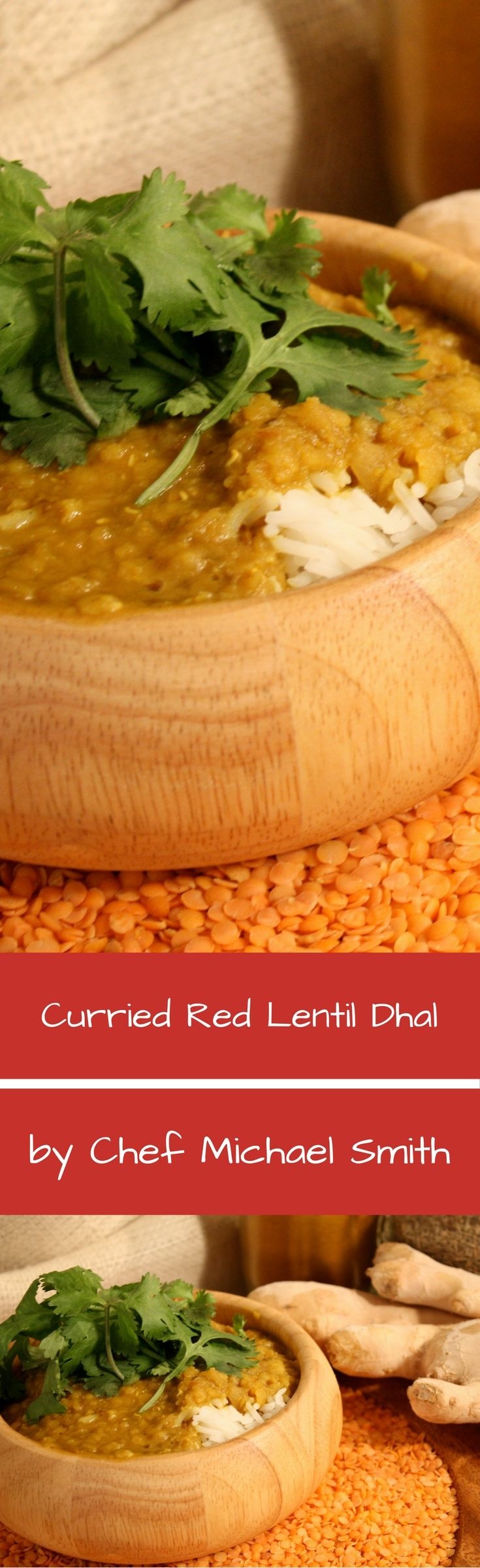 If you like the flavours of Indian curry you'll love dhal, essentially curried lentil puree served over rice. Red lentils are skinless and split so as they simmer they easily dissolve into a puree. Pour the fragrant sauce over rice and you'll see why this is one of the worlds tastiest and most popular lentil dishes!