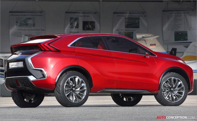 All-New Mitsubishi SUV to Debut in Geneva - AutoConception.com