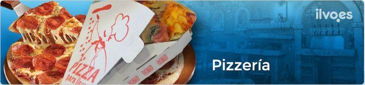 Aquí encontrará todos los productos y complementos para poder montar su pizzería. Accesorios de pizzería, bandejas, cajas de pizza, maquinaria de pizzería, pinzas, cortadores, bolsas de reparto, cajas, bolsas isotérmicas y mucho más. ILVO es su proveedor profesional para su equipamiento de su pizzería.  http://www.ilvo.es/739-pizzeria