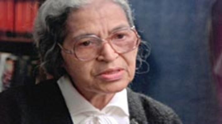 This interview with civil rights activist Rosa Parks describes her role in the Montgomery Bus Boycott. On December 1, 1955, Parks refused to give up her seat to a white man on a bus in Montgomery, Alabama. Her refusal sparked a massive bus boycott that lasted 381 days, ending on December 21, 1956, after the United States Supreme Court ruled that racial segregation on city buses was unconstitutional.