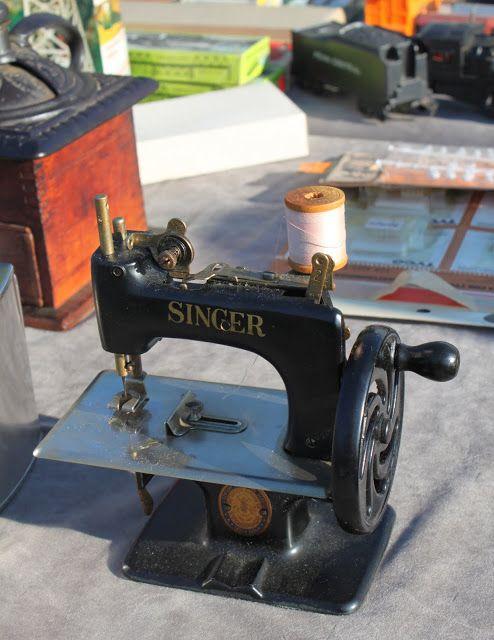 singer toy sewing machine manual