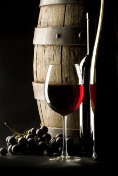 Resultado de imagen para cuadros con copas de vino