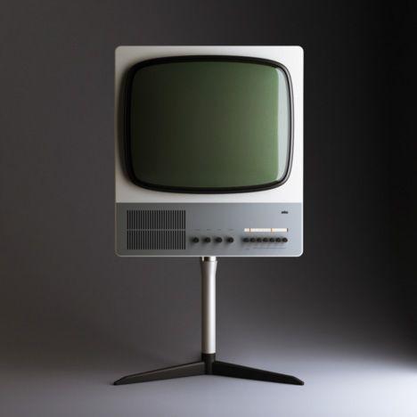 Braun FS 80 Television, 1964