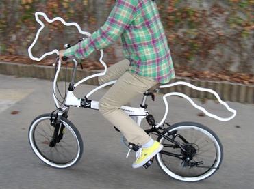 unicorn bike!